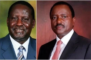 Kalonzo Musyoka strongly HINTS at why he SHELVED his presidential ambitions for Raila