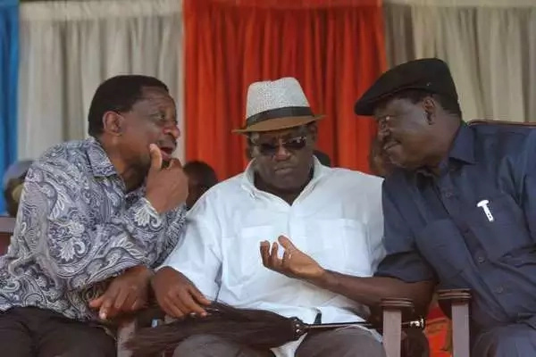 Raila, Orengo and Muthama are mental patients but they will be well - Moses Kuria