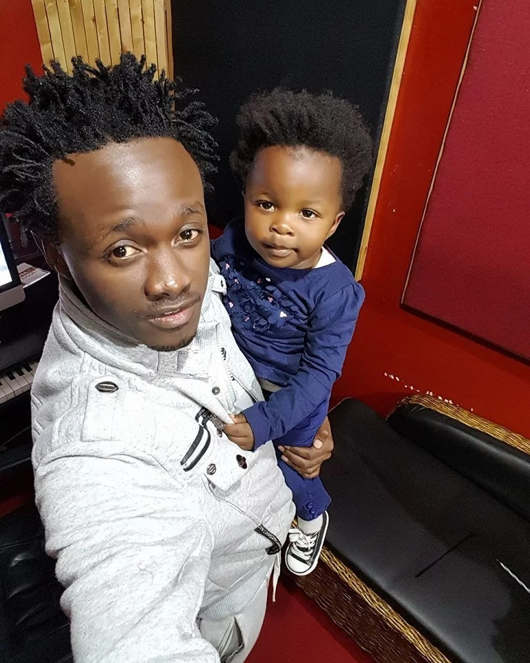 Bahati reveals traditional wedding plans to girlfriend Diana Marua