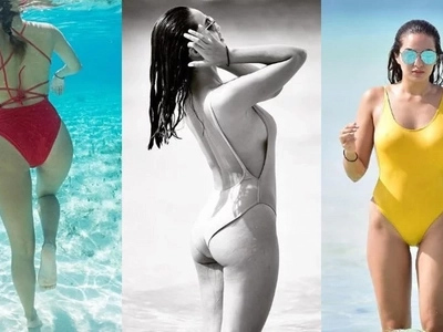 8 times every mom wished they had Sarah Lahbati's fit figure