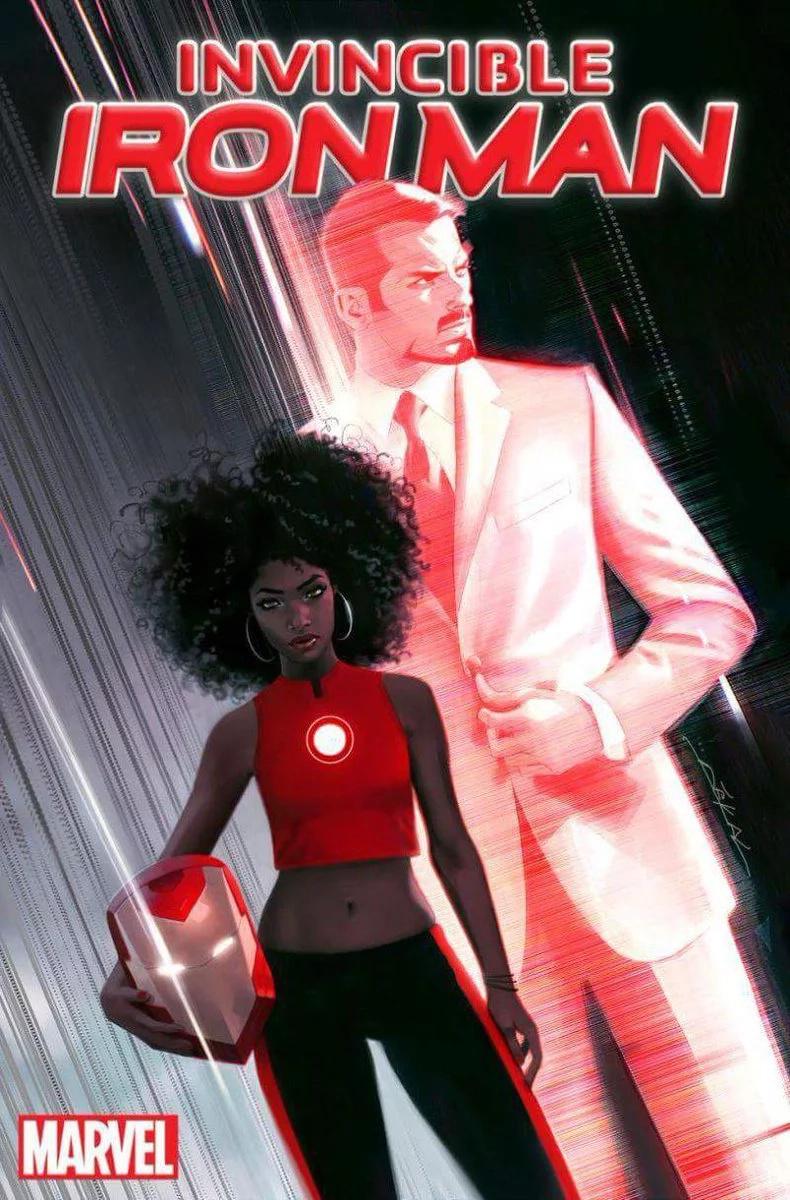 El nuevo Iron Man será una mujer negra según Marvel