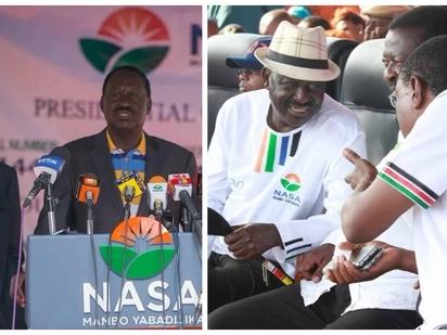 Wabunge wa NASA watia sahihi hati ya kiapo kuunga mkono kuapishwa kwa Raila