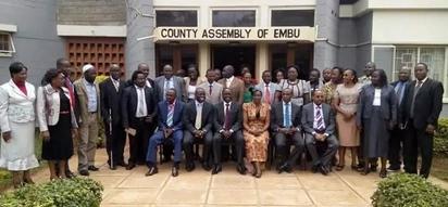 Embu MCAs to pocket 33k per day each during 8 days bonding tour in Tanzania