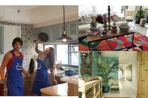 Couple Solenn Heussaff And Nico Bolzico's Home Is A Haven Of Style And Good Vibes