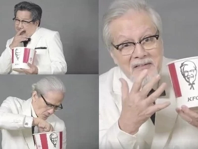Watch how these veteran actors try out to become KFC's 1st Pinoy Colonel!