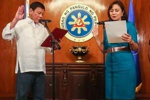 DESTINY! Jesse, Leni oath-taking as cabinet chief coincides