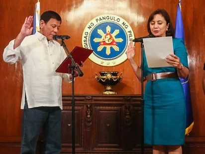 DESTINY! Jesse, Leni oath-taking as cabinet chief coincides