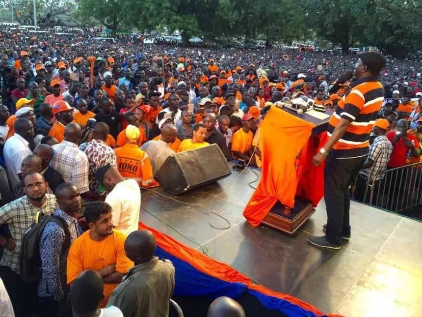 IEBC's RUDE shocker to ODM