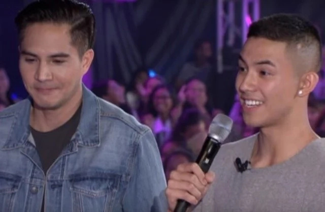 Pinoy Boyband Superstar stages father-son reunion