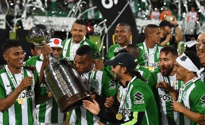 Atlético Nacional conquistó nuevamente la Copa Libertadores