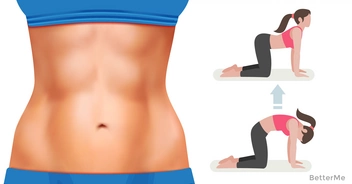 7 exercises to reduce belly fat