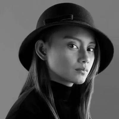 Badjao Girl is now a badass model!