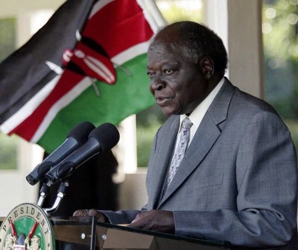 Former president Mwai Kibaki discharged from hospital after surgery