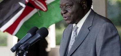 Je Mwai Kibaki ameaga? msemaji wake atoa habari kamili