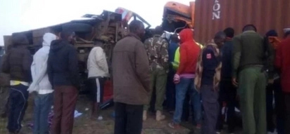 Sad news as it emerges Migaa accident wiped out almost whole family leaving mother alone