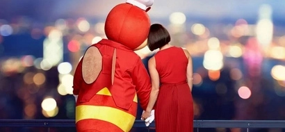Look out Erwan! Anne Curtis finally finds true love with Jollibee