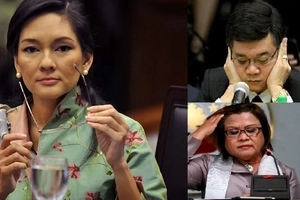 Furious Risa Hontiveros slams DOJ for unfairly issuing lookout order vs embattled De Lima