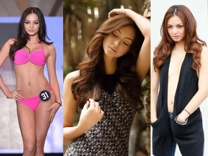 Shout out: Miss International Kylie Versoza is never too busy for love