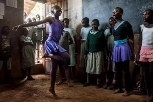 See the kids at Kenya's slum ballet school (photos)