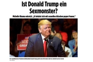 This German Newspaper Article About