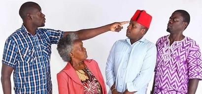 Unamkumbuka OLIVE wa kipindi cha Citizen TV cha Mother-In-Law? Utapenda (picha)