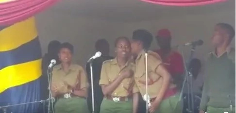 Beautiful AP officer stuns with her talent in music