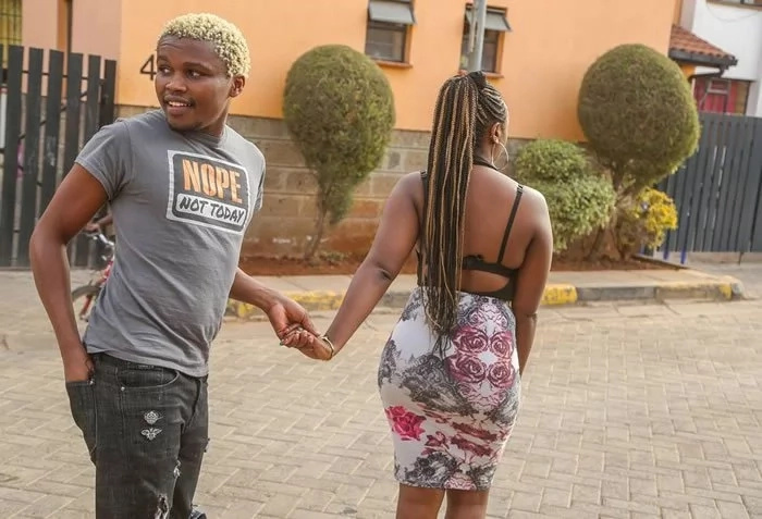 Comedian Chipukeezy forced to apologise after Kenya actress in US exposed his lies