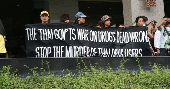 History Lesson: Bloody drug war failed in the long run