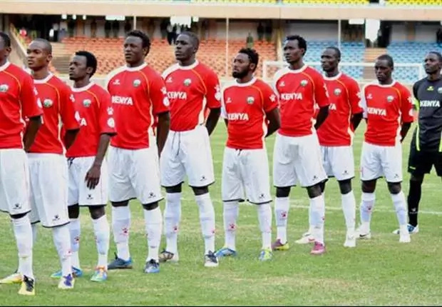 Stanley Okumbi names 40 players for Harambee Stars games