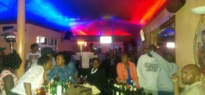 Photos of the popular nightclub that has been converted to church by Pastor Ng'ang'a