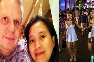 German husband murders his Filipina wife to steal her money and pay prostitutes in Thailand