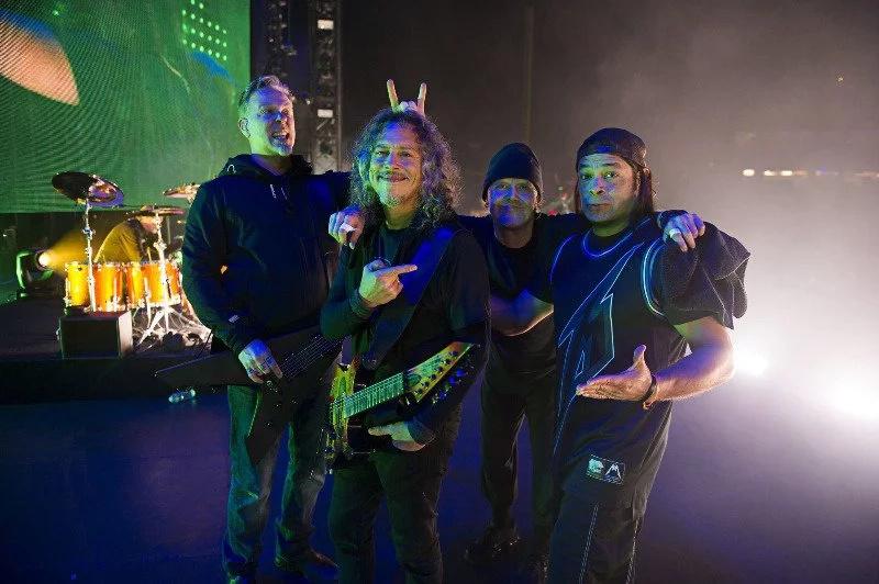 Metallica ofrecerá un concierto gratuito