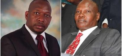 Mike Sonko picks former fiery Nairobi town clerk John Gakuo in efforts to reclaim city's lost glory