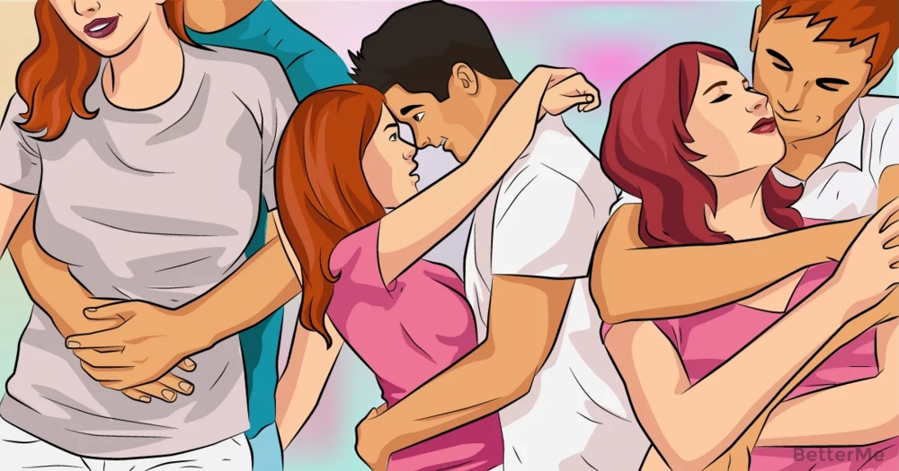 10 types of hugs you need to know about!