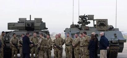 British army enters Somalia to combat al-Shabaab threat