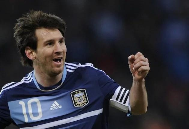 Nyota wa Barcelona Lionel Messi asema sio rafiki na mshindani wake Cristiano Ronaldo