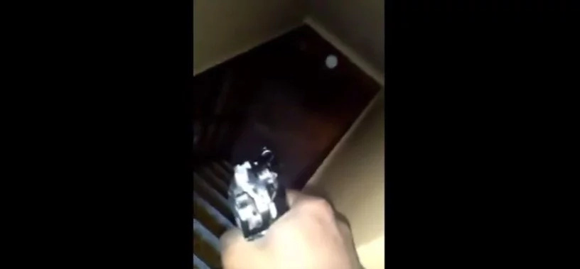 Video Of How A Man Shoots A Killer Clown That Broke Into House