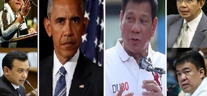 Worried Senators express their concern about Duterte's Obama insult