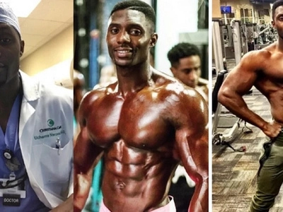 Photos of this sexy doctor will make you pray to your ancestors