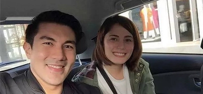 Luis Manzano and Jessy Mendiola, spotted on a movie date