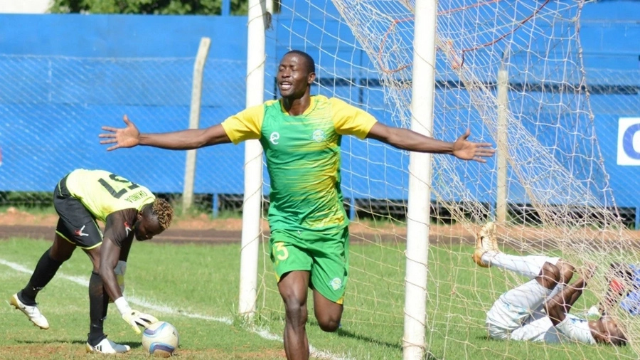 Harambee Stars striker signs for top South African club in a lucrative 3-year deal