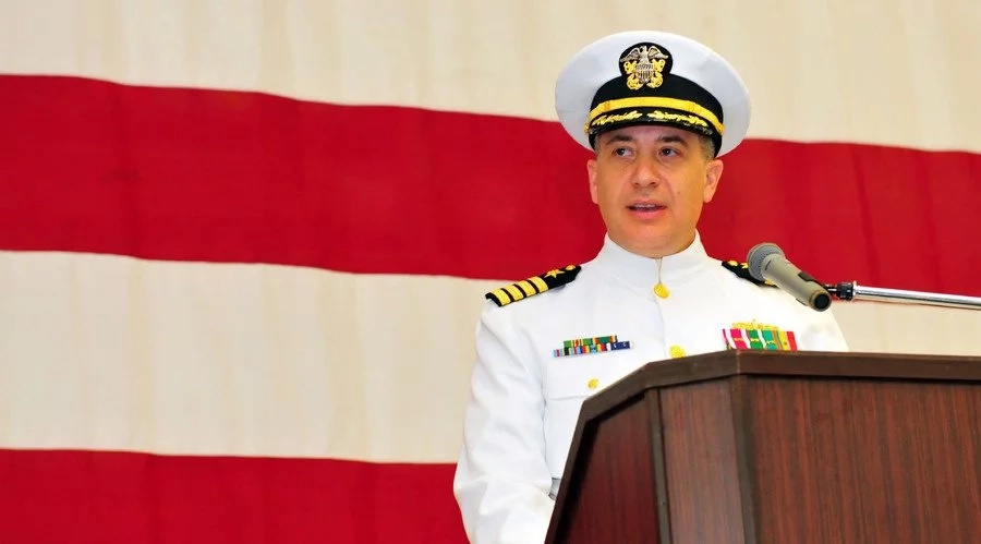 US Navy captain charged with selling secret information to defense contractor