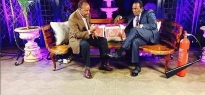 SK Macharia planning to shake up morning radio segments in Kenya?