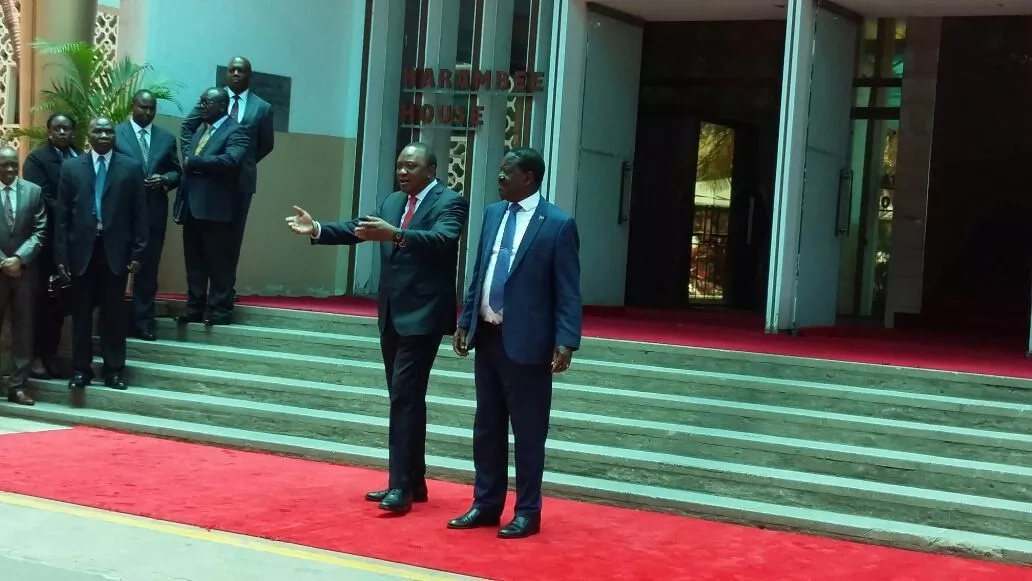 Details of Uhuru Raila's new agreement