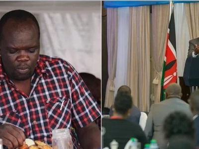 Has Uhuru employed Robert Alai for a KSh200,000 salary? He opens up