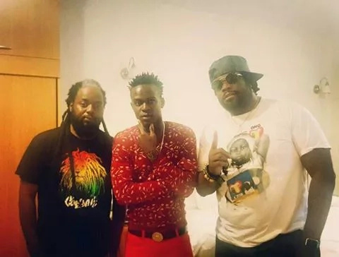 Willy Paul meets Morgan Heritage to talk over doing music together