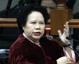 Miriam back to campaign with Bongbong