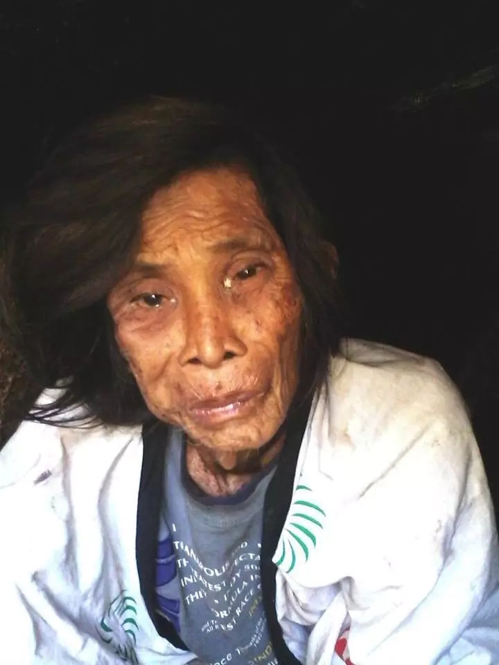 Poor Pinoy lolo asks help to find missing relatives