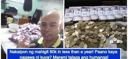 Ang galing ni kuya! Money-saving tips from a netizen who was able to save 80k in less than a year