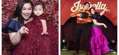 Ginastusan talaga! Robin Padilla & Mariel Rodriguez's baby Isabella Padilla celebrates 1st birthday with a Spanish-themed party